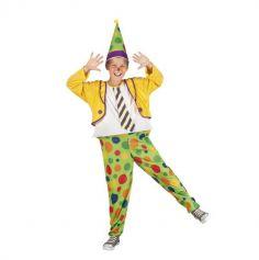 deguisement-enfant-clown-carnaval | jourdefete.com