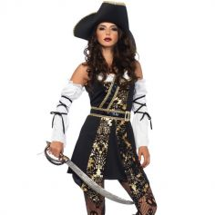 deguisement_femme_pirate_leg_avenue | jourdefete.com