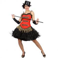 Déguisement Femme - Corset Circus - Taille au Choix | jourdefete.com