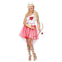 Déguisement Femme - Cupidon - Taille au Choix
