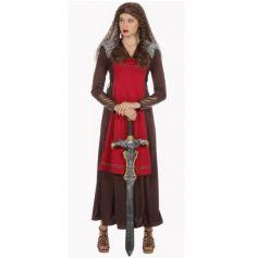 Déguisement Femme - Robe Viking - Taille au Choix | jourdefete.com