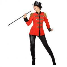 Déguisement Femme - Veste Circus - Taille au Choix