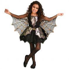 deguisement-fille-araignee-halloween | jourdefete.com