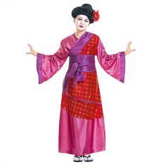 Déguisement geisha enfant   jourdefete.com