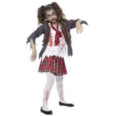 deguisement-zombie-ecoliere-etudiante | jourdefete.com