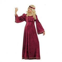 déguisement princesse médiévale