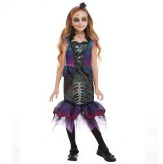 sirene-zombie-halloween-fille | jourdefete.com