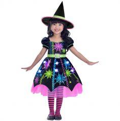 sorciere-halloween-mignonne-coloree | jourdefete.com