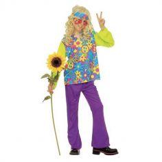 Déguisement Garçon hippie