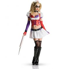 Déguisement Harley Quinn Licence Femme