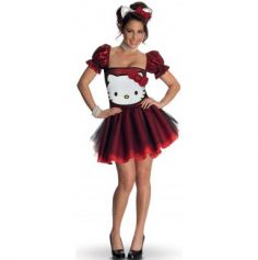 Déguisement Hello Kitty Sexy Femme
