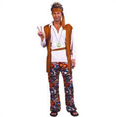 deguisement hippie homme   jourdefete.com