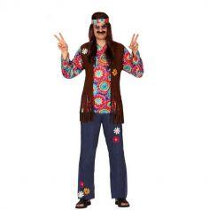 deguisement-hippie-jeans-homme | jourdefete.com