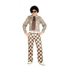 deguisement homme disco brady taille au choix   jourdefete.com