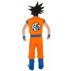 Déguisement Homme – Dragon Ball Z - Son Goku Saiyan - Taille au Choix