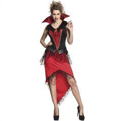 deguisement-femme-ado-vampire | jourdefete.com