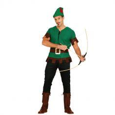 deguisement homme robin des bois taille au choix   jourdefete.com