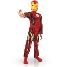 Déguisement Iron Man Garçon Licence
