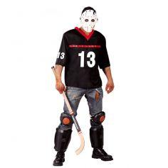 Déguisement Halloween Hockeyeur Homme