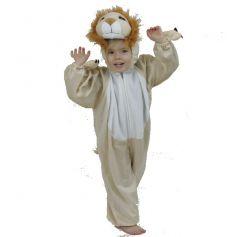 Déguisement de Petit Lion en Peluche- enfant-pas cher