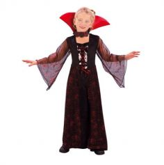 déguisement de petite vampiresse
