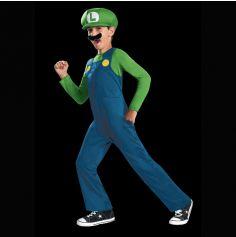 Déguisement Luigi Licence Enfant