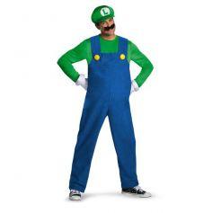 Déguisement Luigi Licence Adulte