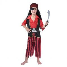 Déguisement Luis Le Pirate Garçon