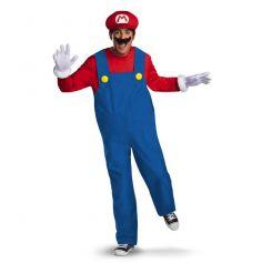 Déguisement Mario Licence Adulte