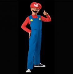 Déguisement Mario Bros Licence Enfant