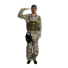 Déguisement adulte militaire US Navy SEAL homme