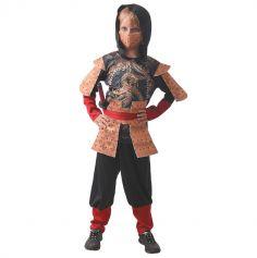 Déguisement Ninja Dragon - Garçon - Taille au choix
