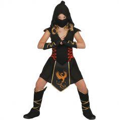 Deguisement Ninja pour Fille | jourdefete.com