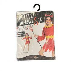 deguisement enfant petite diablesse halloween | jourdefete.com