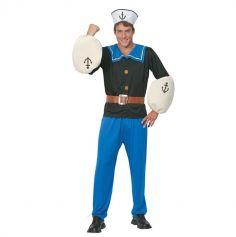 Déguisement Homme Popeye
