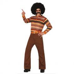 déguisement pour homme 70's taille au choix | jourdefete.com