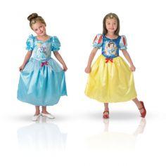 Déguisement Princesses Disney Robe Réversible