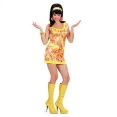 robe-disco-70s-déguisement | jourdefete.com