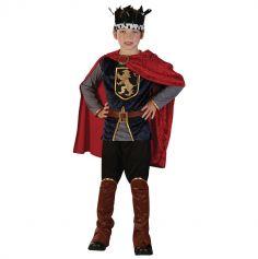 Déguisement Roi Chevalier - Garçon - Taille au choix
