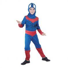 Déguisement SpiderBoy Garçon