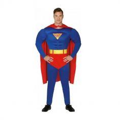 deguisement de super hero taille au choix | jourdefete.com