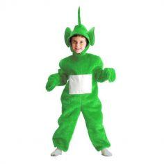 Déguisement Télétubbies Vert - Dipsy - Enfant