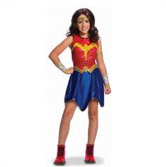deguisement Wonder Woman 1984 Luxe Fille | jourdefete.com