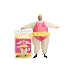 Déguisement Gonflable Ballerine (pour adulte)