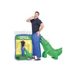 Déguisement Gonflable Crocodile (pour adulte)