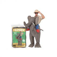 Déguisement Gonflable Eléphant (pour adulte)
