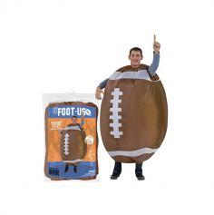Déguisement Gonflable ballon de football américain
