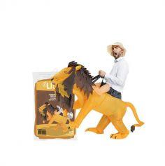 Déguisement gonflable Lion (pour adulte)