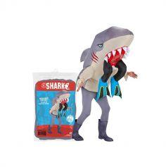 Déguisement Gonflable Requin et Plongeur (pour adulte)