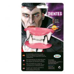 Dentier de Vampire Plastique